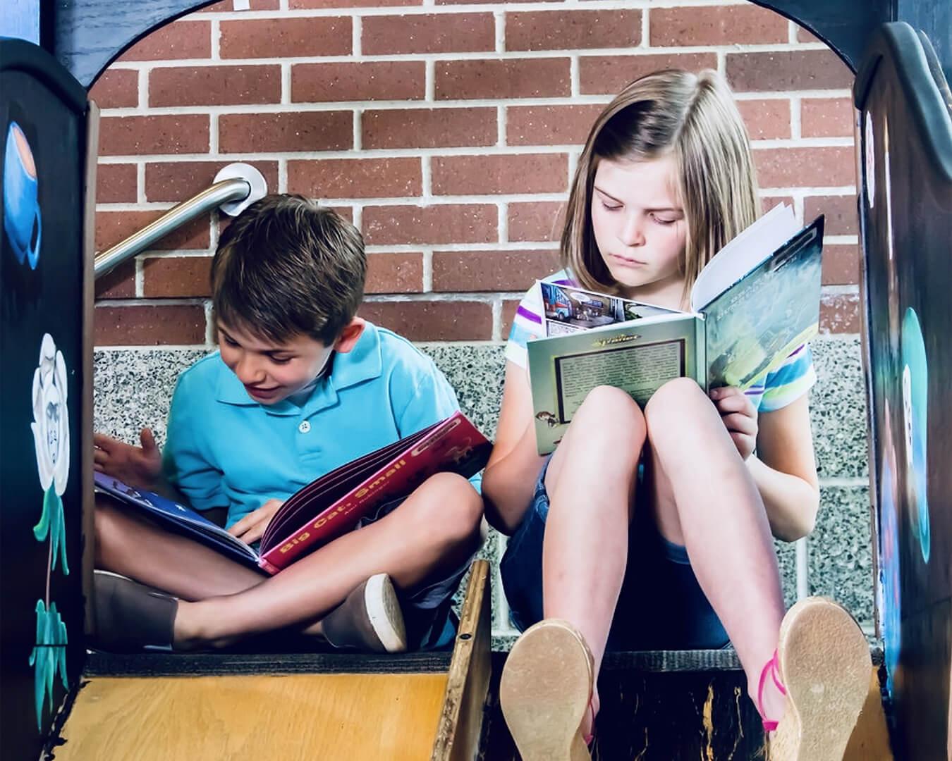 ichmachwas LeseWunder Kinder